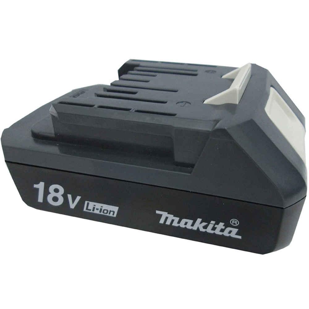 Bateria 18V para Furadeira e Parafusadeira HP457D e HP457DWE Lithium-ion BL1811G Makita