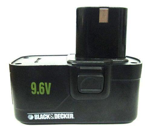 Bateria 9,6 Volts Para Parafusadeira CD961 Tipo 1 - Black & Decker