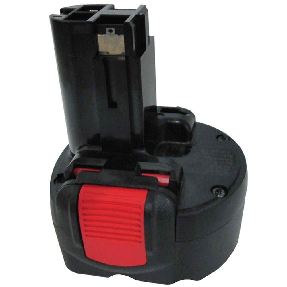 Bateria 9,6V para Furadeira e Parafusadeira para GSR 9,6V Bosch