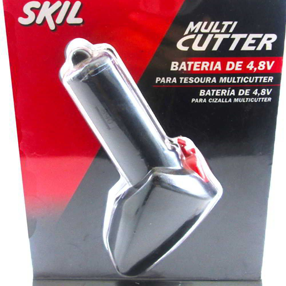 Bateria de 4,8V 1,1Ah para Skil 2900 Multicutter Tesoura Skil