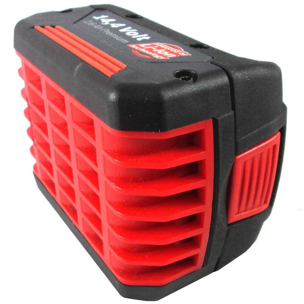 Bateria para Furadeira e Parafusadeira 2,6Ah GSB 14,4V VE 2LI Bosch