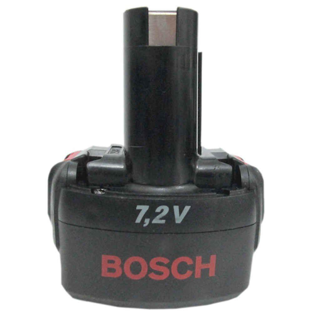 Bateria para Furadeira e Parafusadeira 7,2V GSR 7,2V Bosch