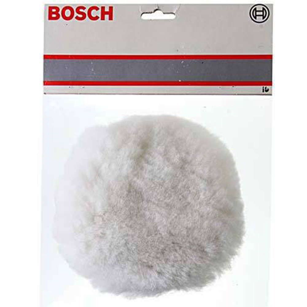 Bone de Pele para Polimento 5 Pol. Bosch