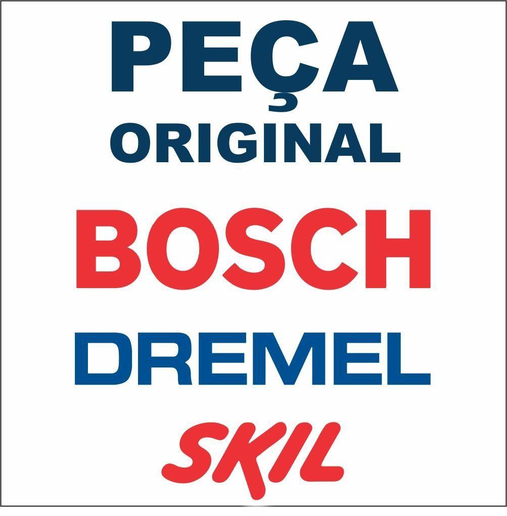Botão trava disco CPL Verm - Bosch - Skil - Dremel - F000616152