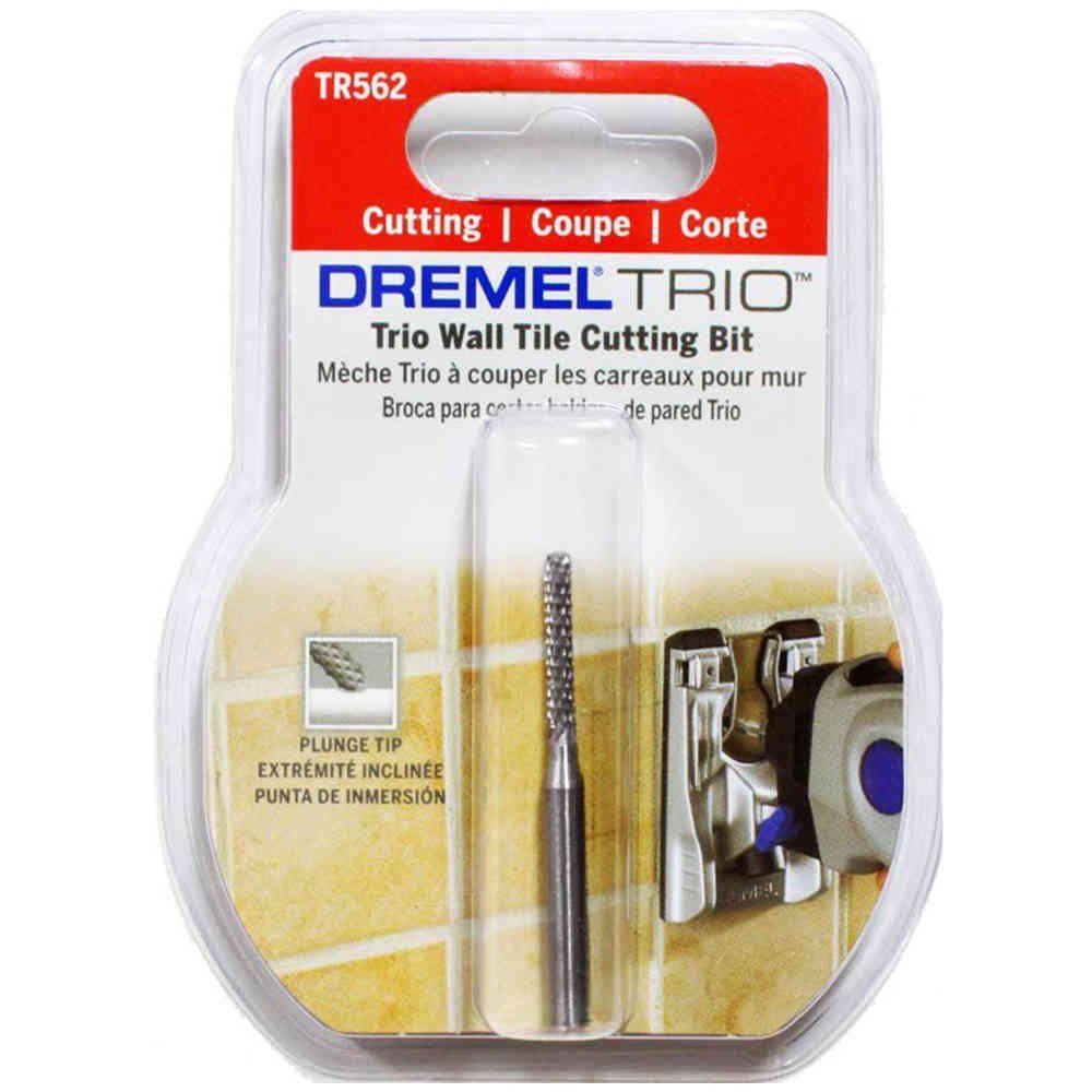 Broca Cortadora de Azulejo para Trio Dremel TR562