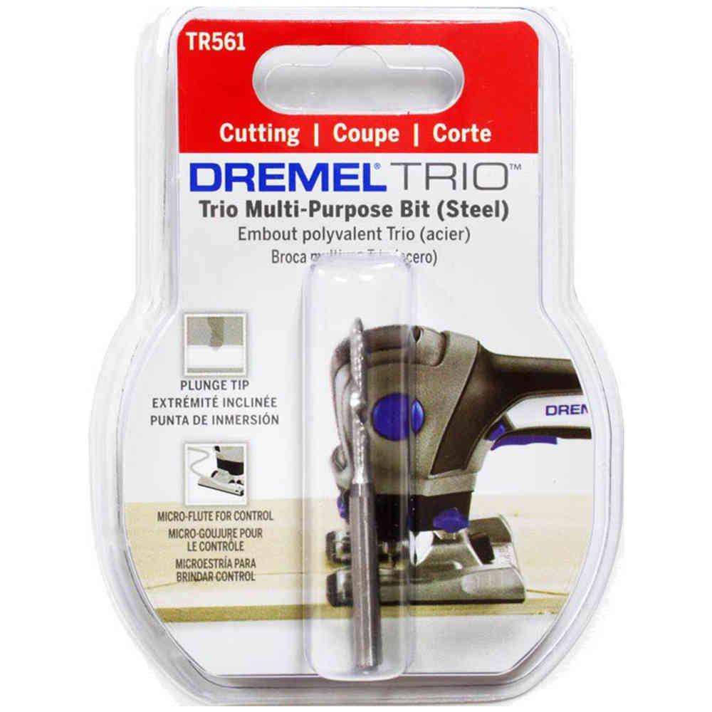 Broca Cortadora HSS para Dremel Trio Dremel TR561