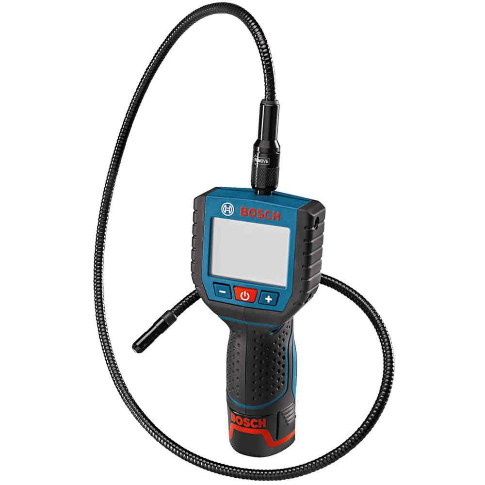 Câmera de Inspeção à Bateria GOS 10,8V LI Bosch