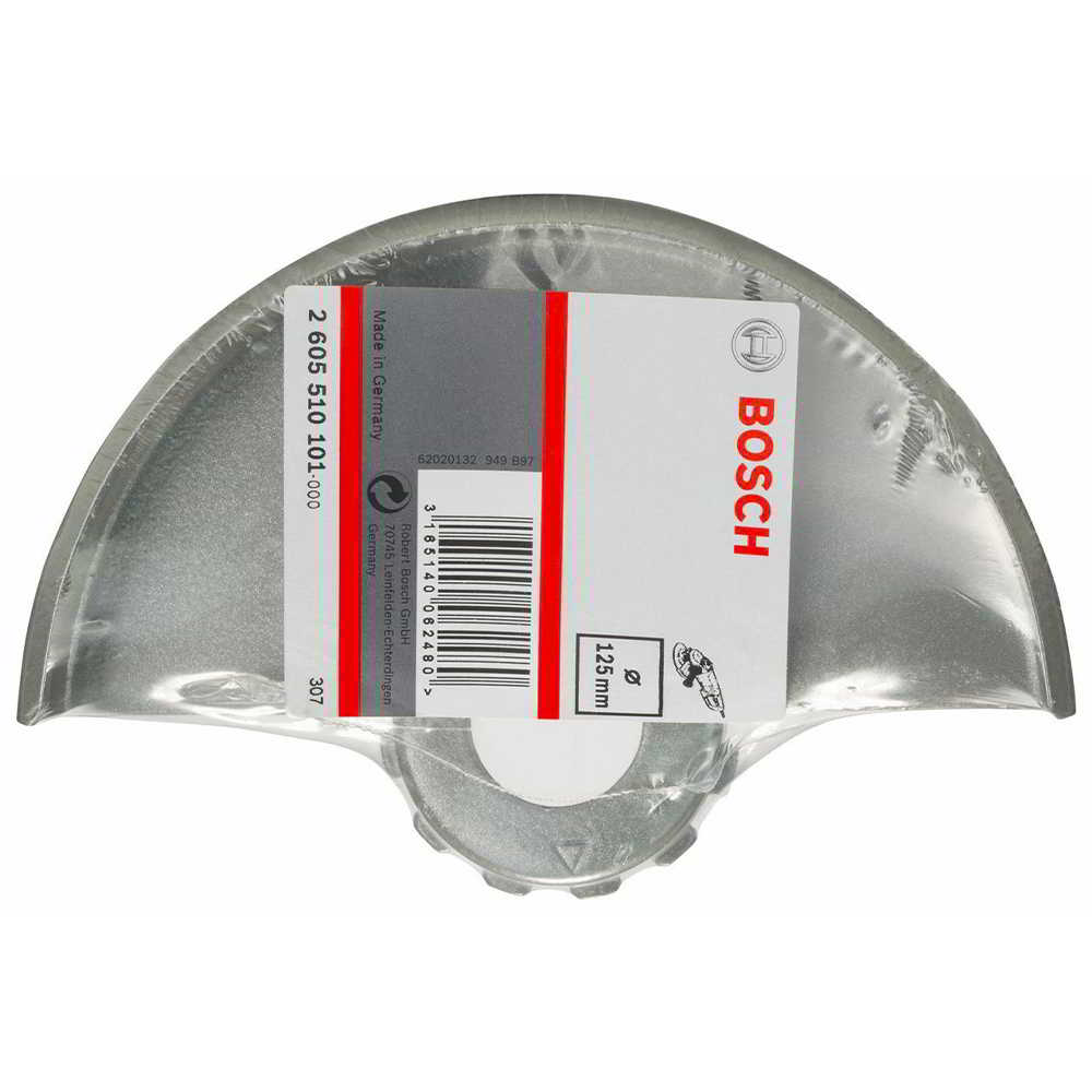 Capa de Proteção 5 Pol para esmerilhadeira - Bosch - Skil - Dremel - 2605510101