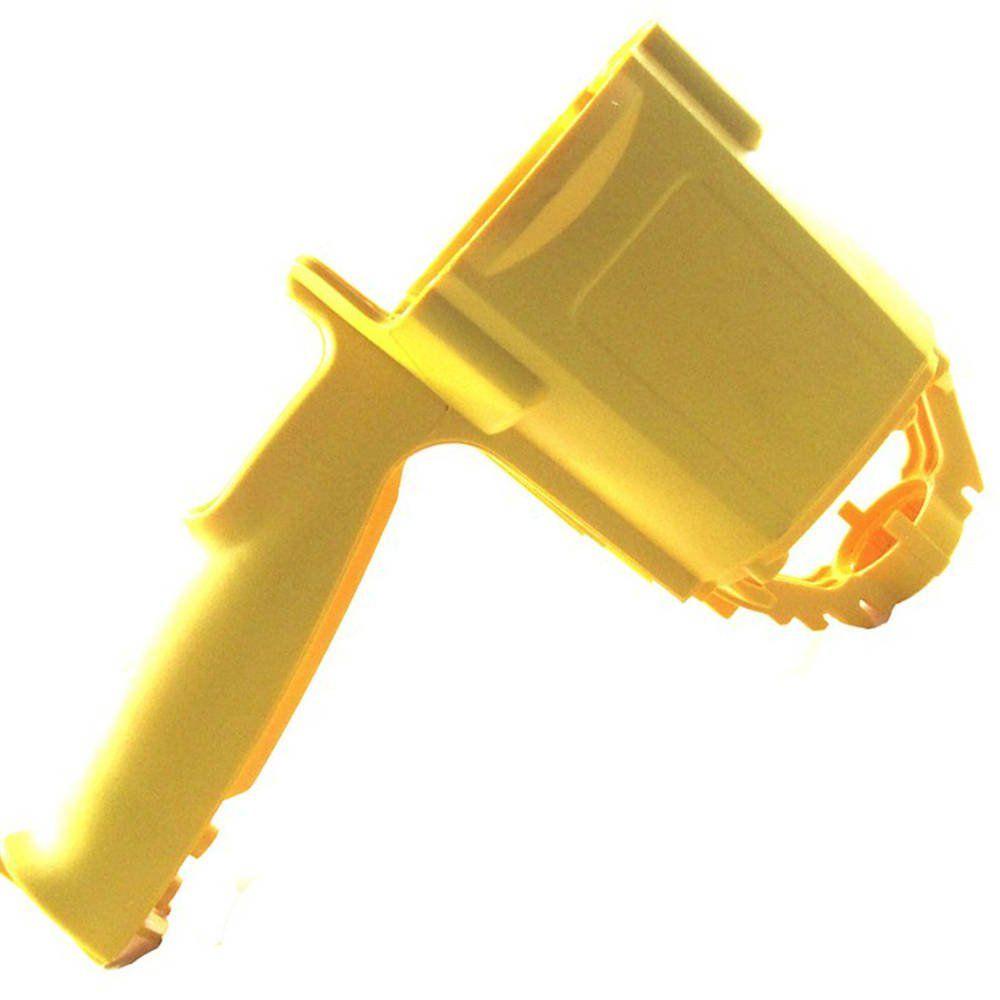 Carcaça Motor Amarela para Furadeira Dw130-b2 Tipo 1 Dewalt