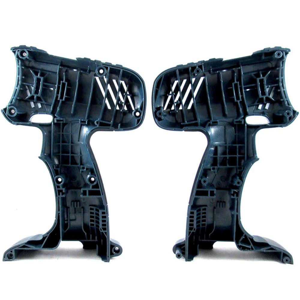 Carcaça Motor Azul para parafusadeira - Bosch - Skil - Dremel - 2609100625