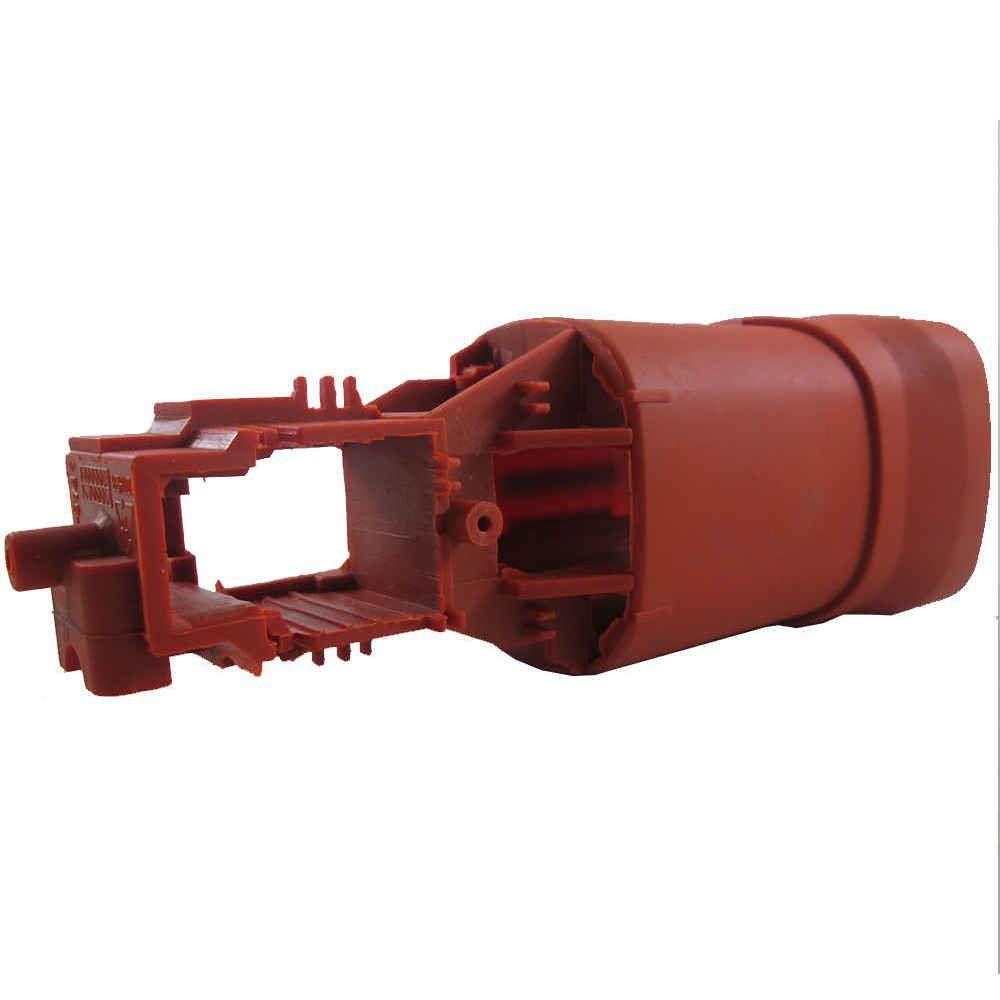 Carcaça Motor para Esmerilhadeira Angular G720 - Dewalt - Black - Decker - Stanley - 5140029-28