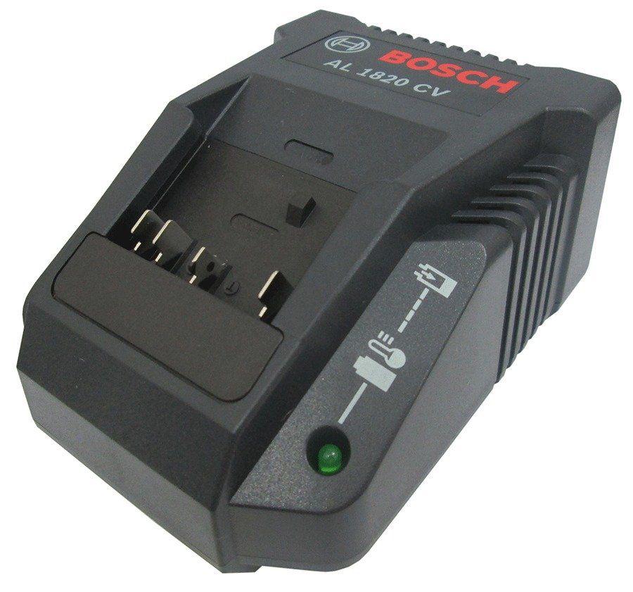 Carregador Bateria Al1820cv 10,8v A 18v Bosch