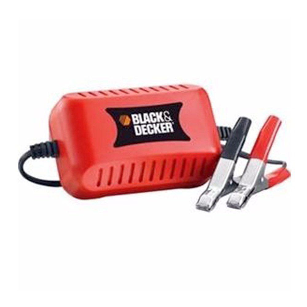 Carregador De Bateria Automotivo Bbc02 - Black Decker 220v