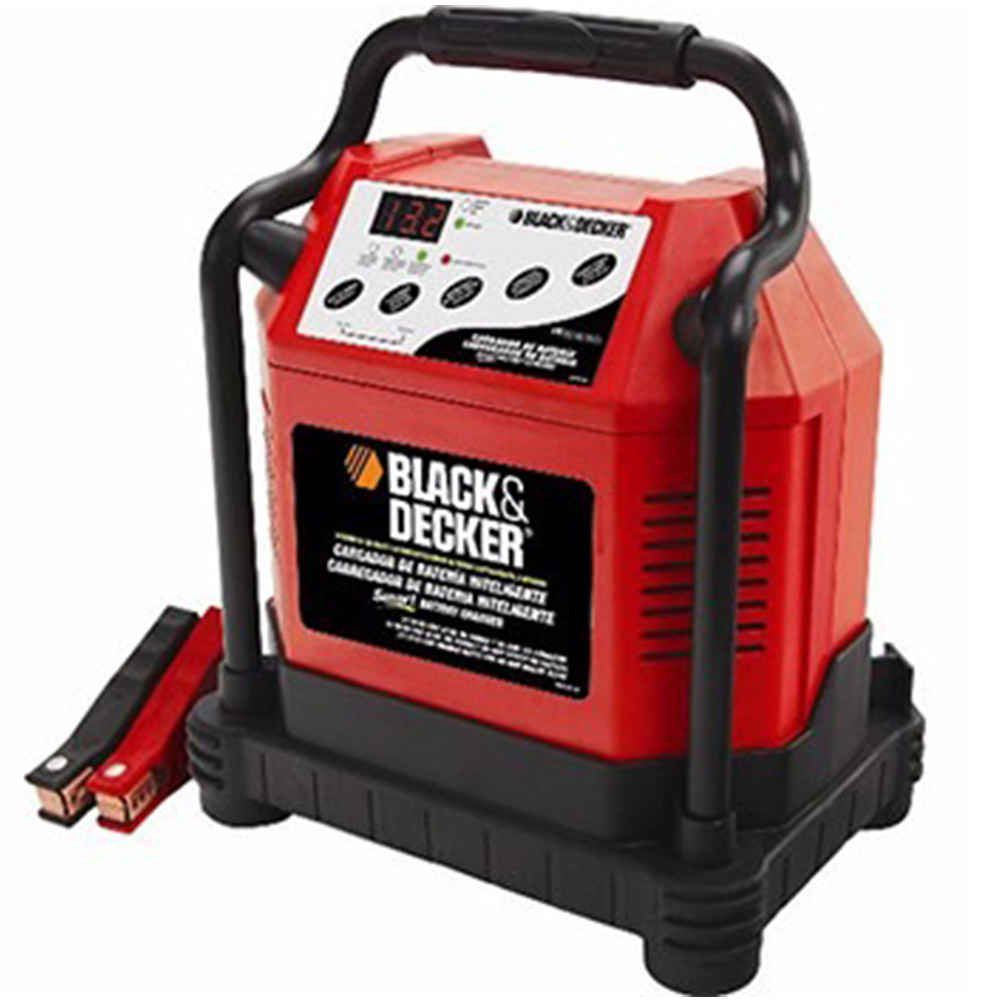Carregador de Bateria Inteligente BBC30 Black & Decker