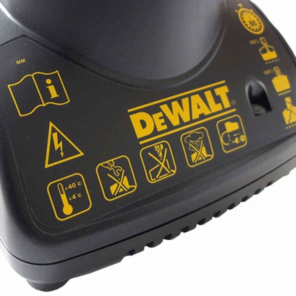 Carregador - DCD740, DW996 e Dw9226 7,2V á 18V - Dewalt - N366439