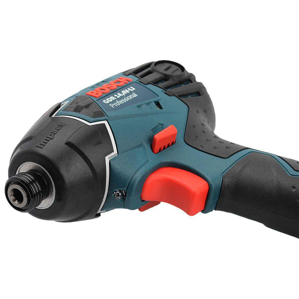 Chave de Impacto Gdr 14,4 V-Li  1/4'' Sem Bateria - Bosch