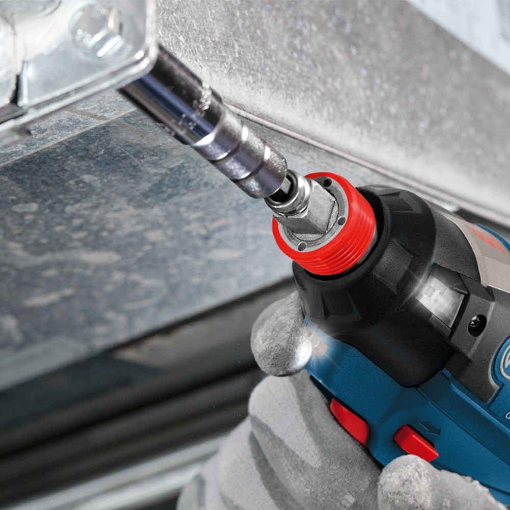 Chave Impacto à Bateria com Maleta GDX 18 V EC Bosch