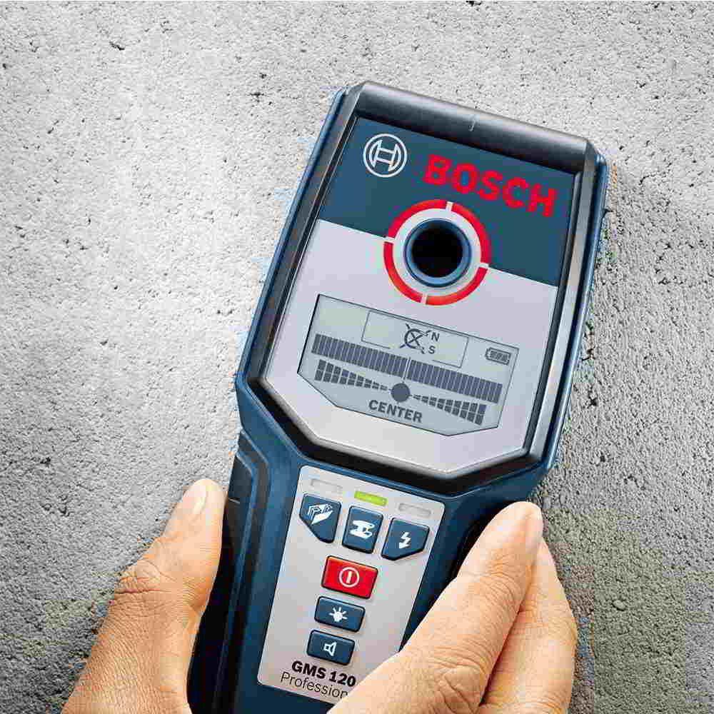 Detector de Metal 12cm GMS-12 Bosch