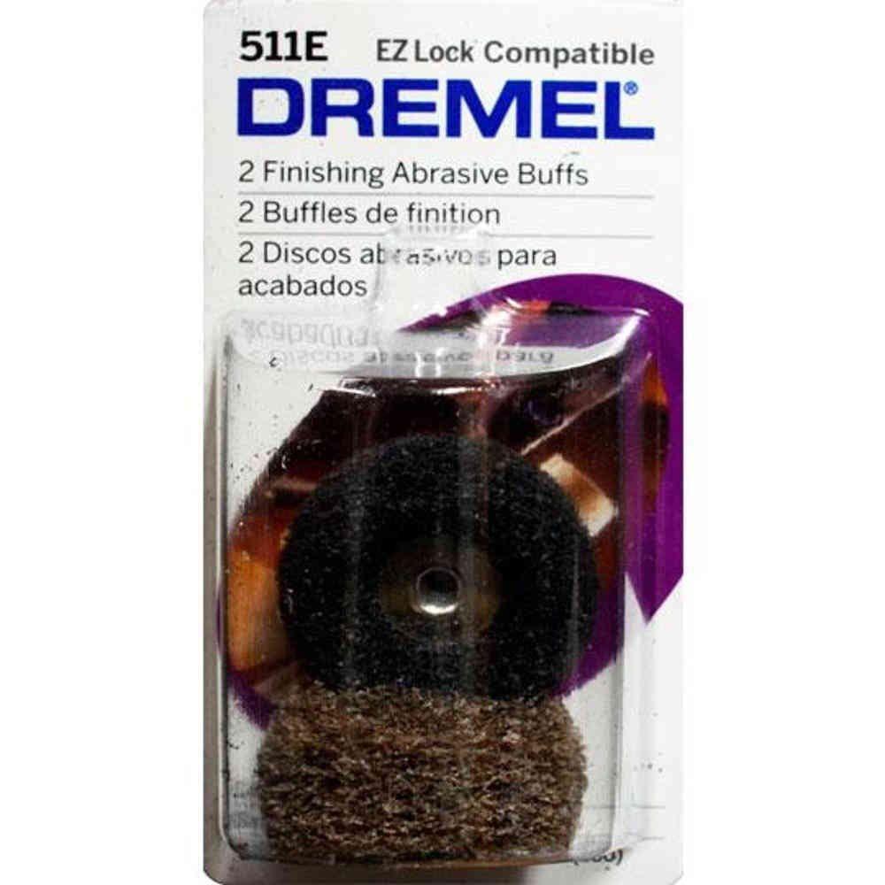 Disco Abrasivo Polidor Ez Lock para Micro Retífica Dremel EZ511