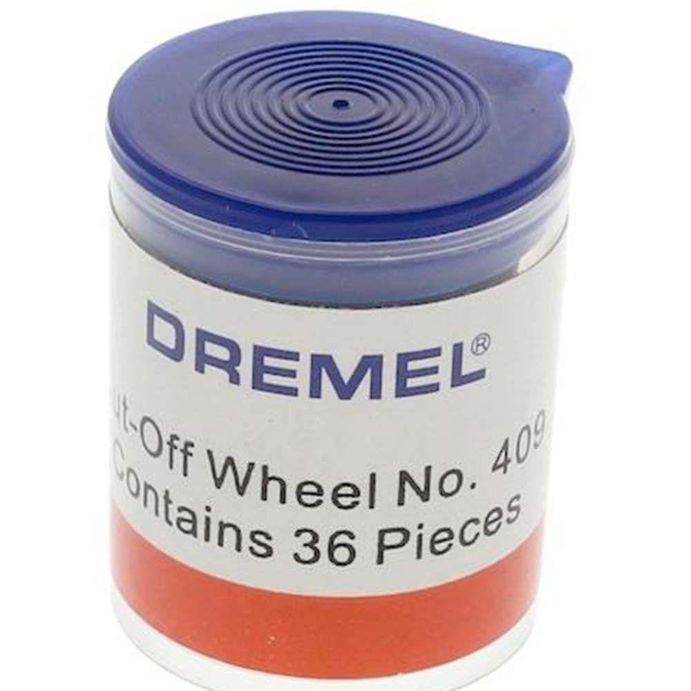 Disco Corte 0,64mm com 36 Unidades Dremel 409