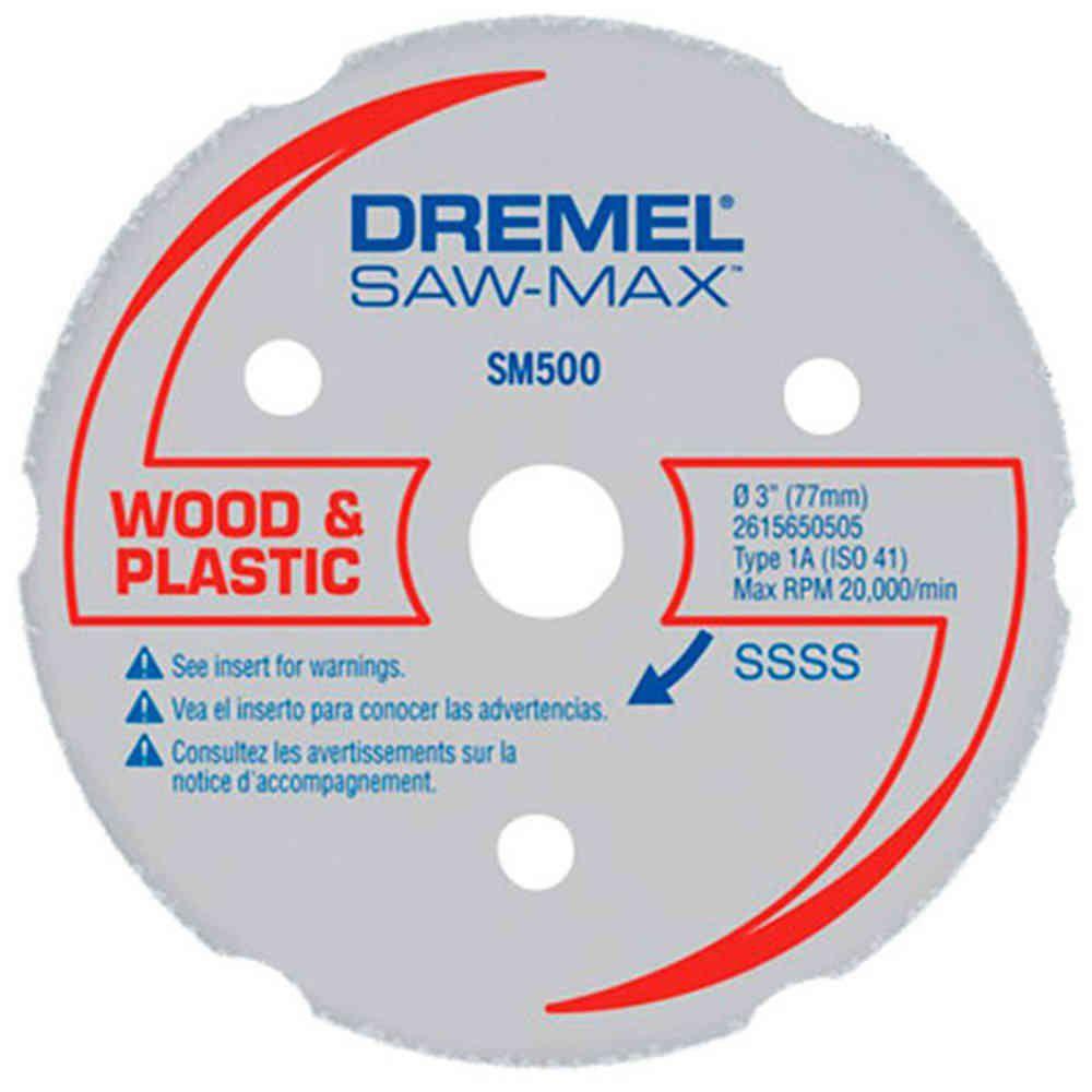 Disco Corte Multiuso para Dremel Saw Max Dremel SM500