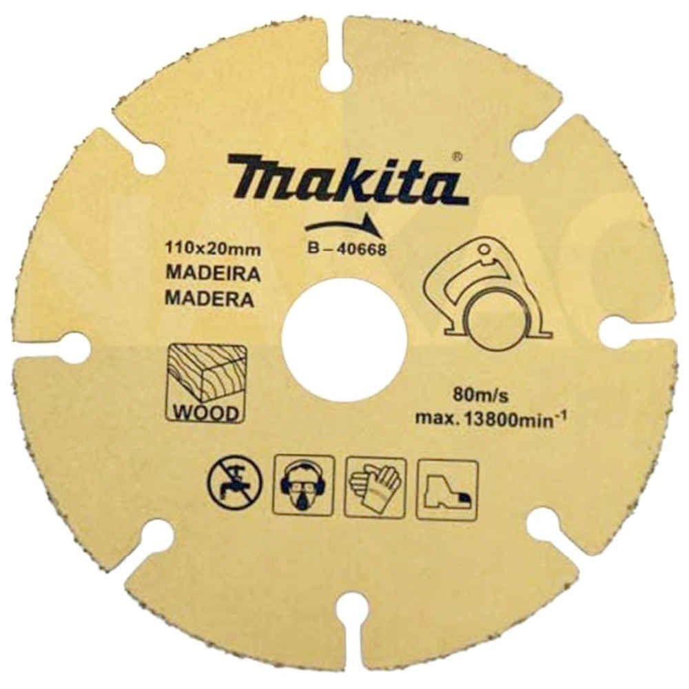 Disco de Serra para Madeira para Serra Mármore Makita