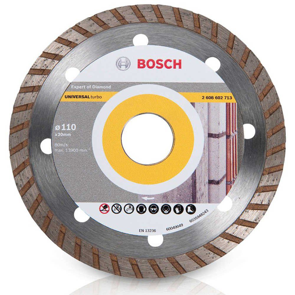 Disco Diamantado Turbo Universal 230mm 2608602397 Bosch