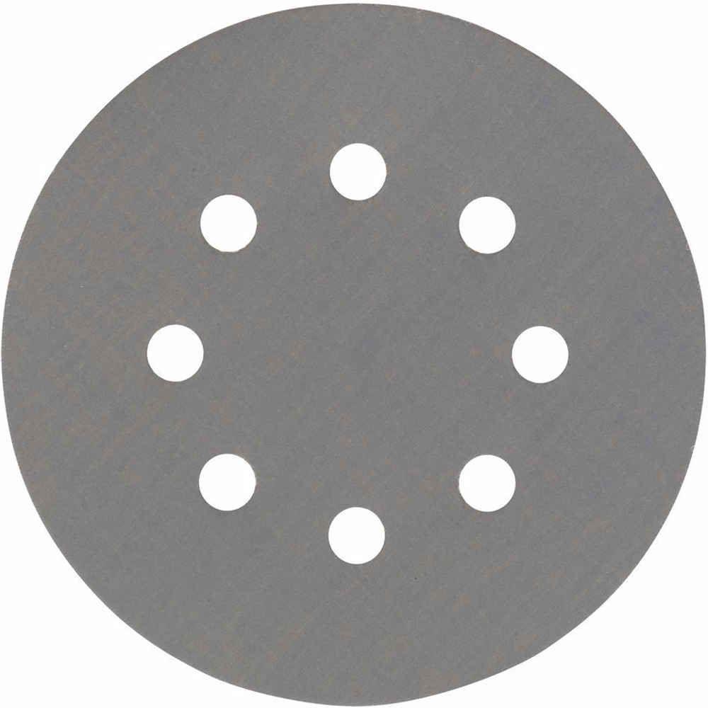 Disco Lixa com Velcro 5 Pol. Gr400 caixa com 5 Un