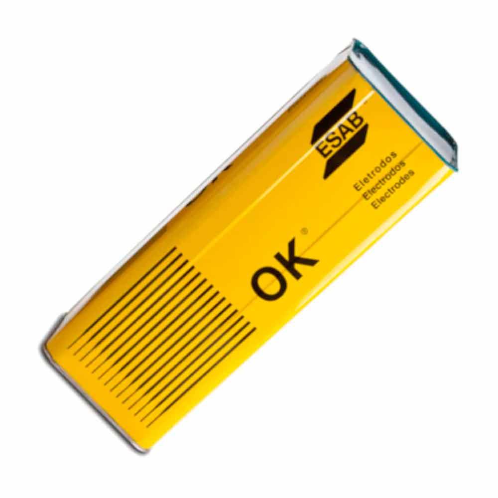 Eletrodo Revestido 4,00 mm lata com 20kg OK 46.00 - Esab