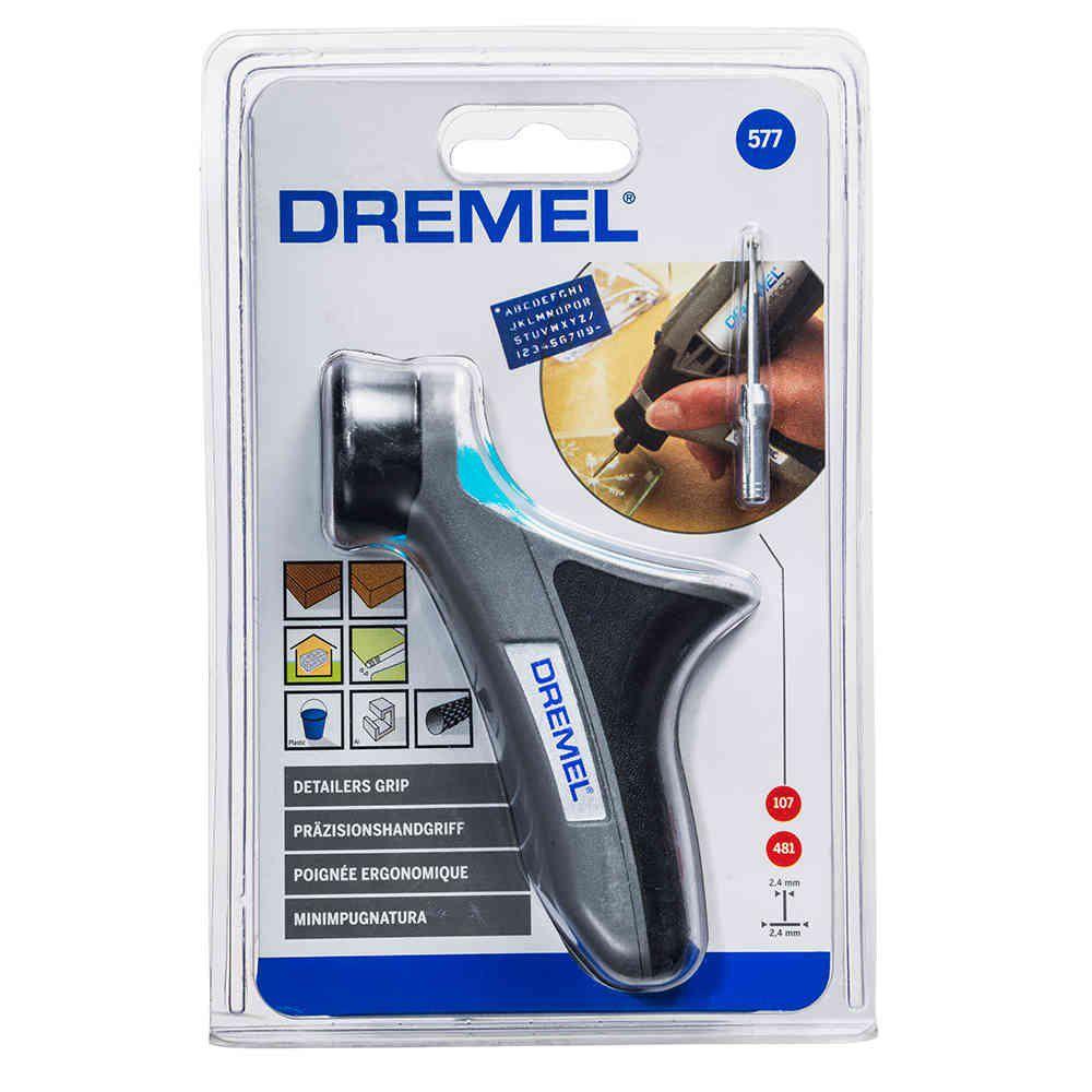 Empunhadeira para Detalhes para Micro Retífica Dremel A577