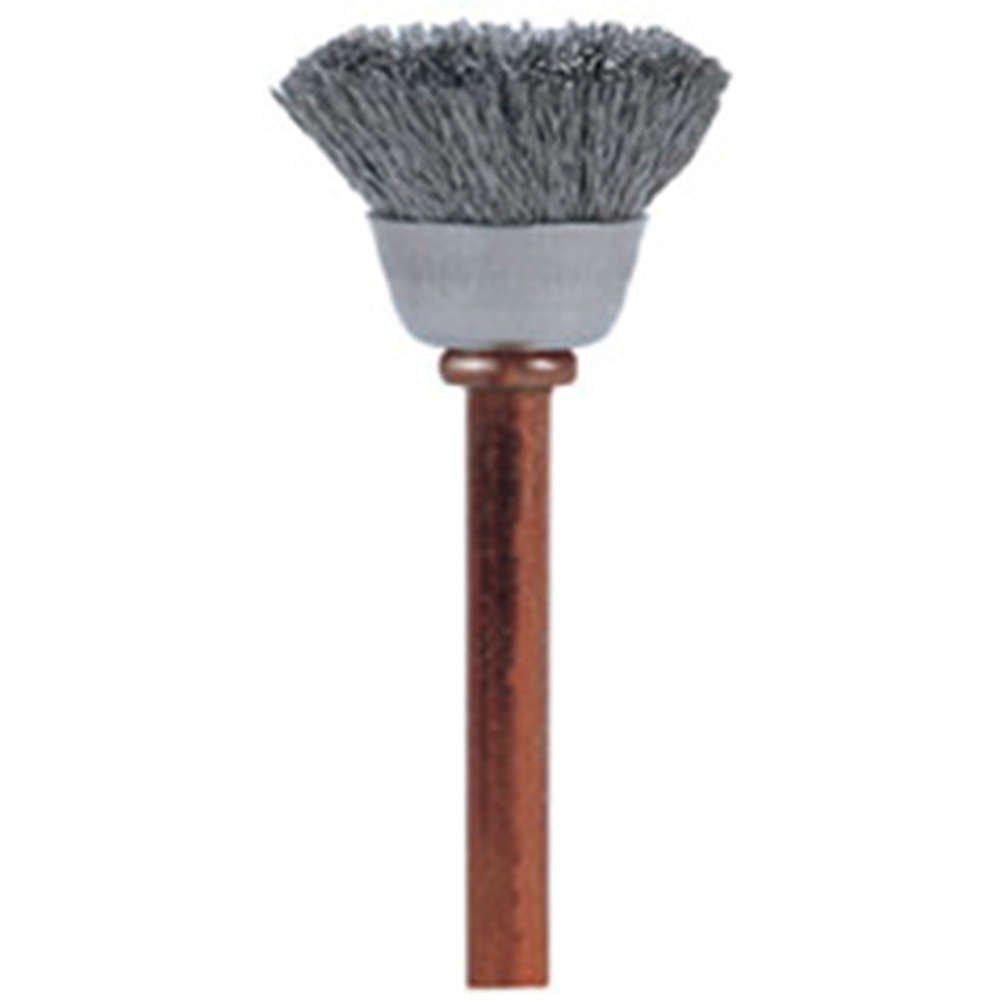 Escova Copo Aço Inoxidável 1/2 Pol. Dremel 531