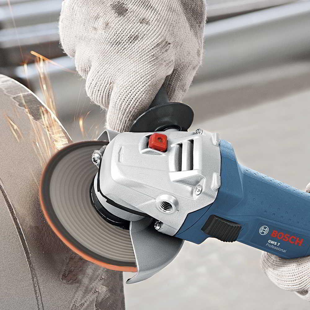 Esmerilhadeira 4.1/2 Pol. 720W GWS 7-115 ET Bosch