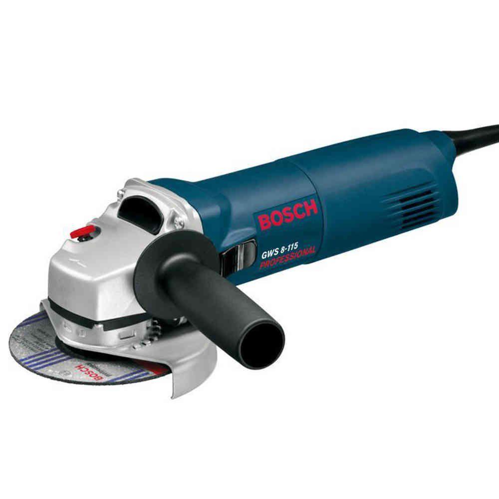 Esmerilhadeira 4.1/2 Pol. 850W GWS 8 115 Bosch