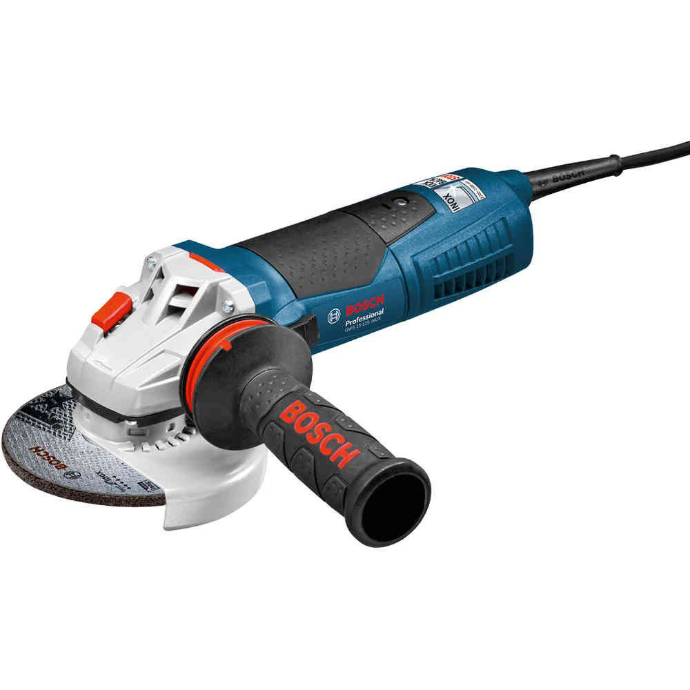 Esmerilhadeira 5 Pol. 1500 Watts GWS 15 125 Inox Bosch 220V