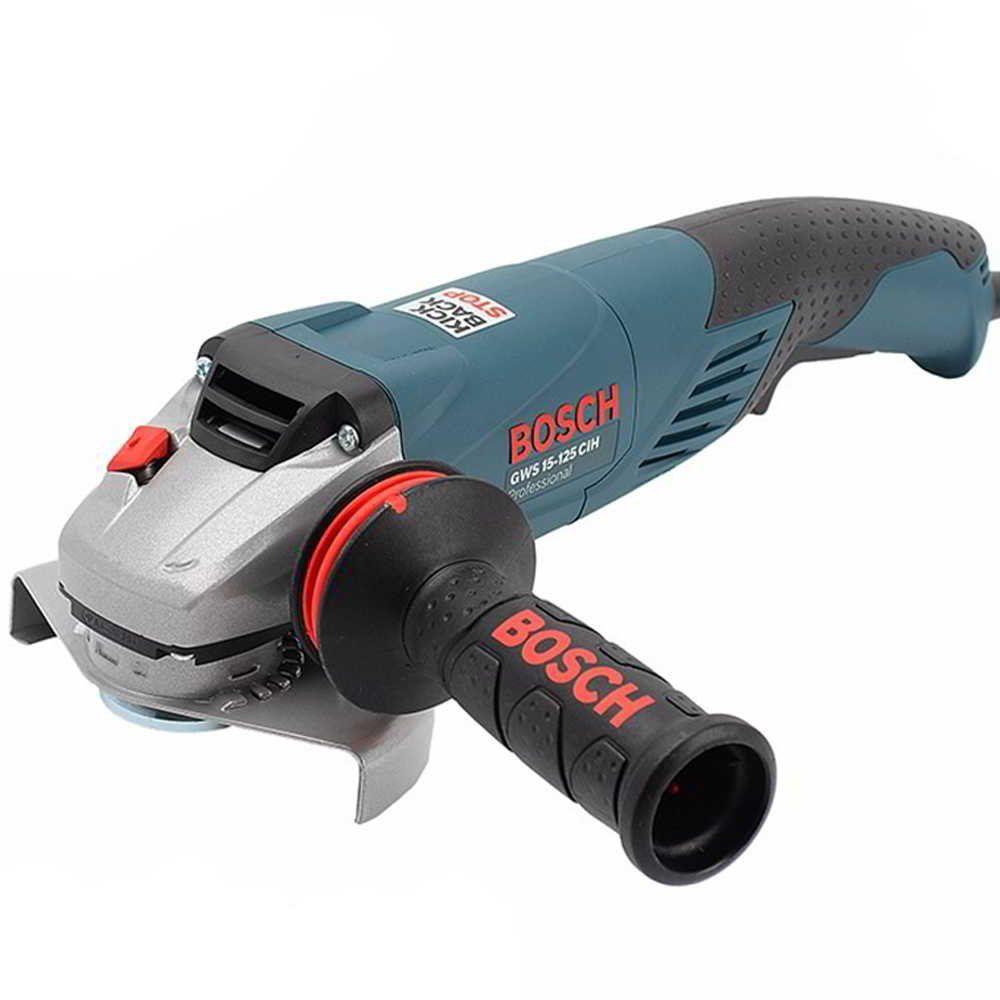 Esmerilhadeira 5 Pol. 1500W GWS 15-125 CIH Bosch