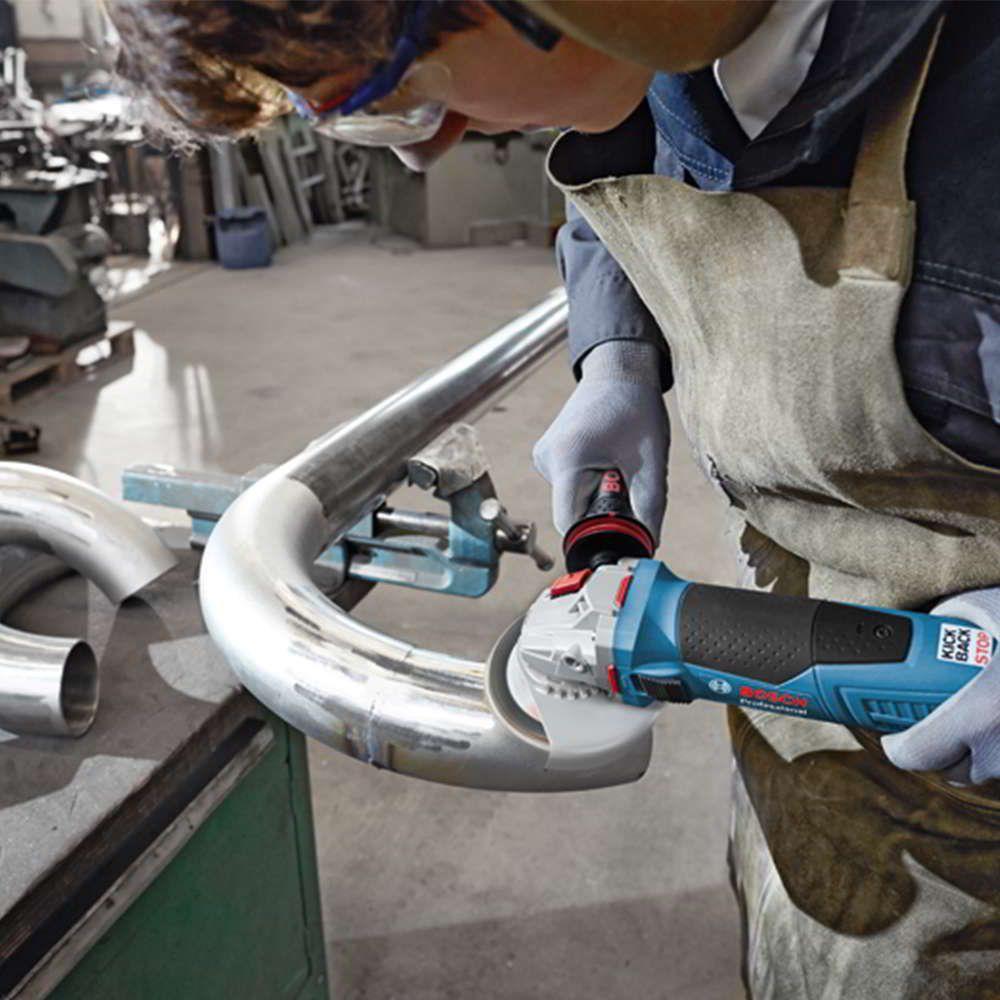 Esmerilhadeira 5 Pol 1700 Watts para Inox GWS 17-125 Bosch