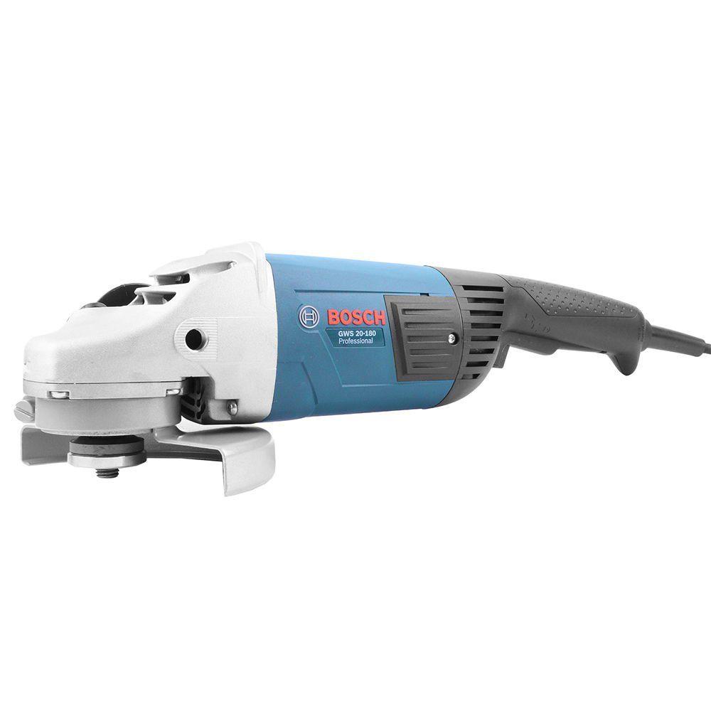 Esmerilhadeira 7 Pol. 2000W GWS 20-180 Bosch