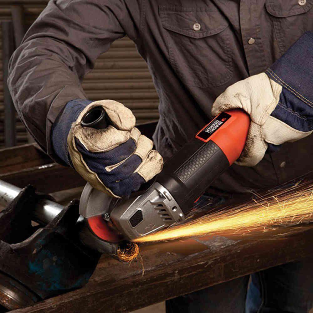 Esmerilhadeira Angular 4.1/2 Pol. 820W G720 Black & Decker