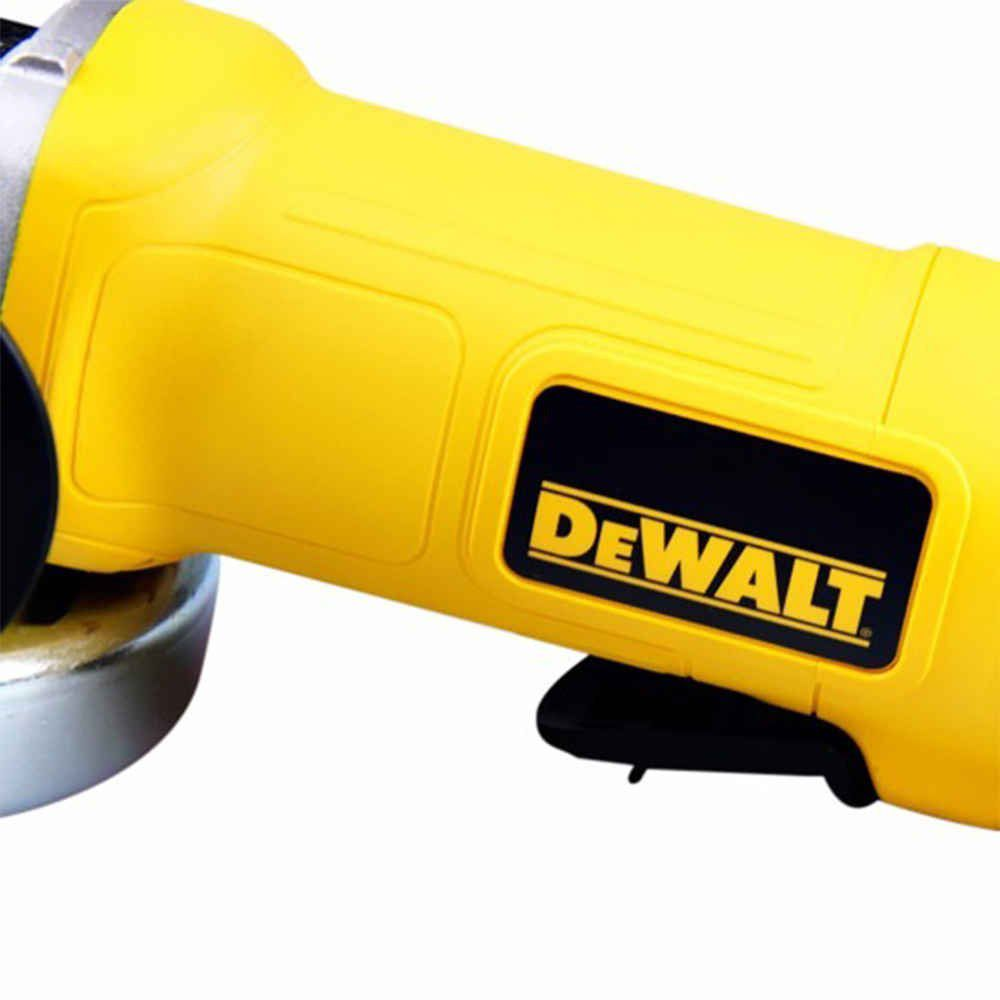 Esmerilhadeira Angular 4.1/2 Pol. 900W DWE4120 Dewalt