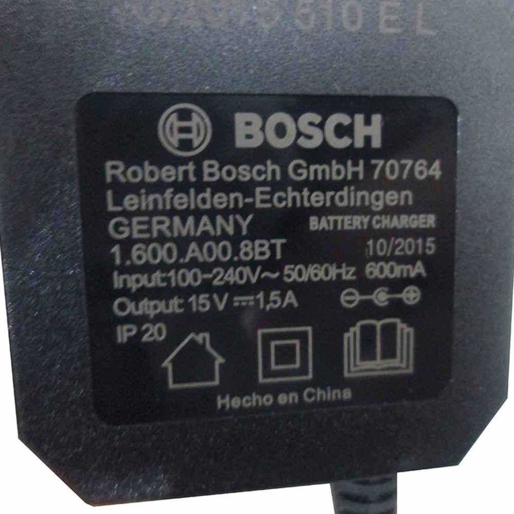 Fonte Carregador 12V para Parafusadeira e Furadeira GSR 1000 Smart