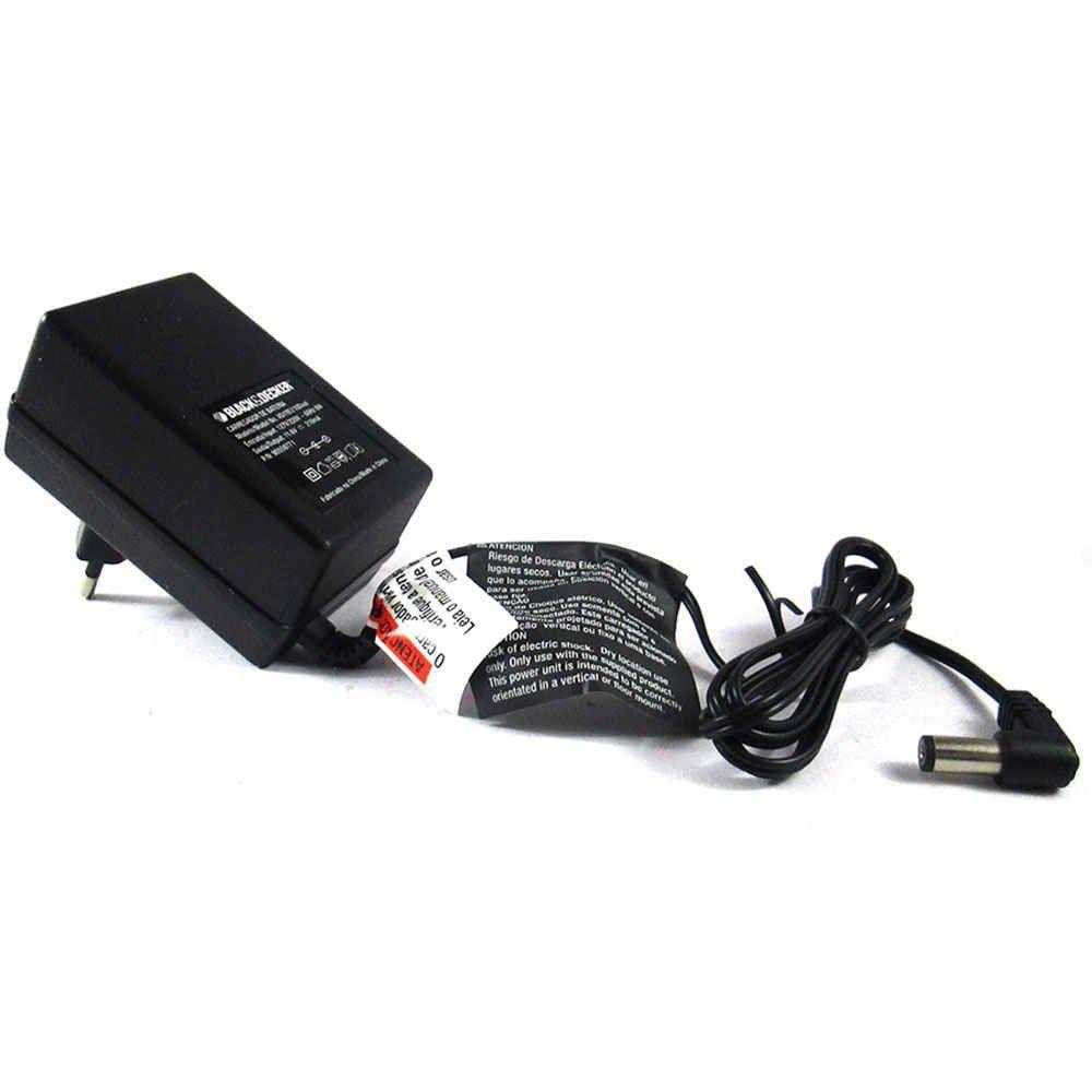 Fonte para Furadeira e Parafusadeira GC9600 9,6V à 11,6V Black Decker