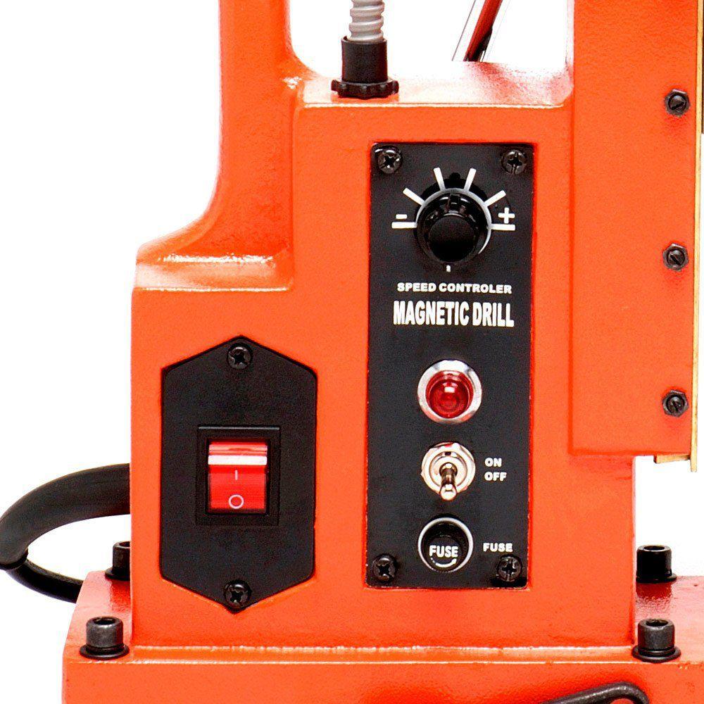 Furadeira com Base Magnética 1200W FE-45 Merax