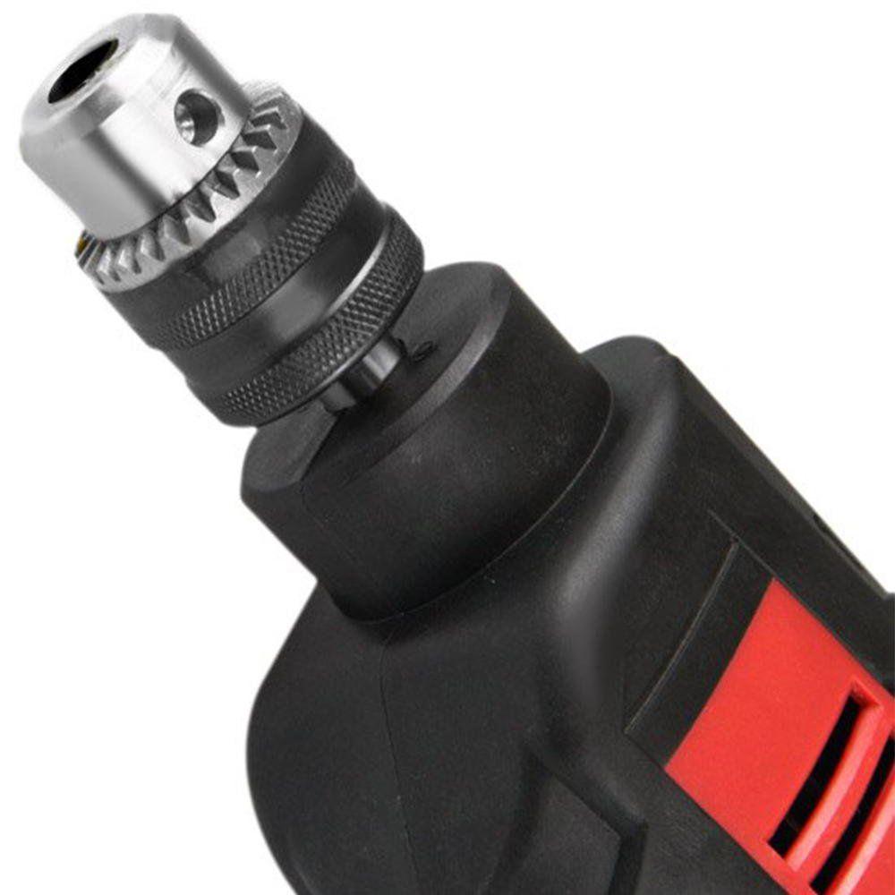 Furadeira De Impacto Skil 6552 com Kit V-line com 41 Peças