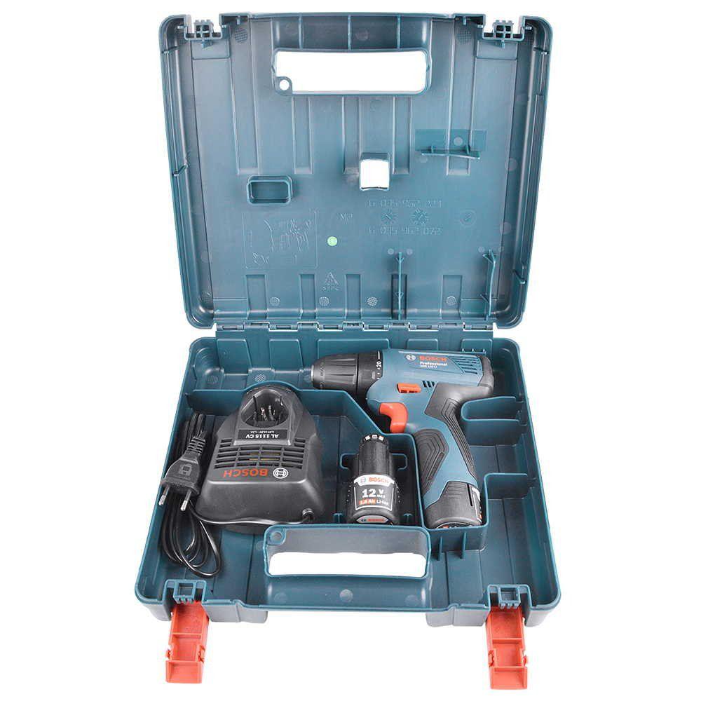 Furadeira e Parafusadeira 3/8 Pol. 12V GSR 120-LI Bosch