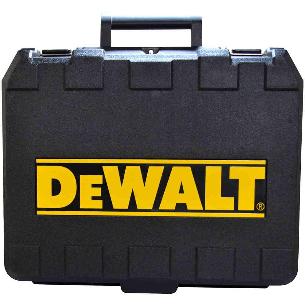 Furadeira e Parafusadeira à Bateria 9,6 Volts com Maleta e 2 Baterias DWC709K2 Dewalt