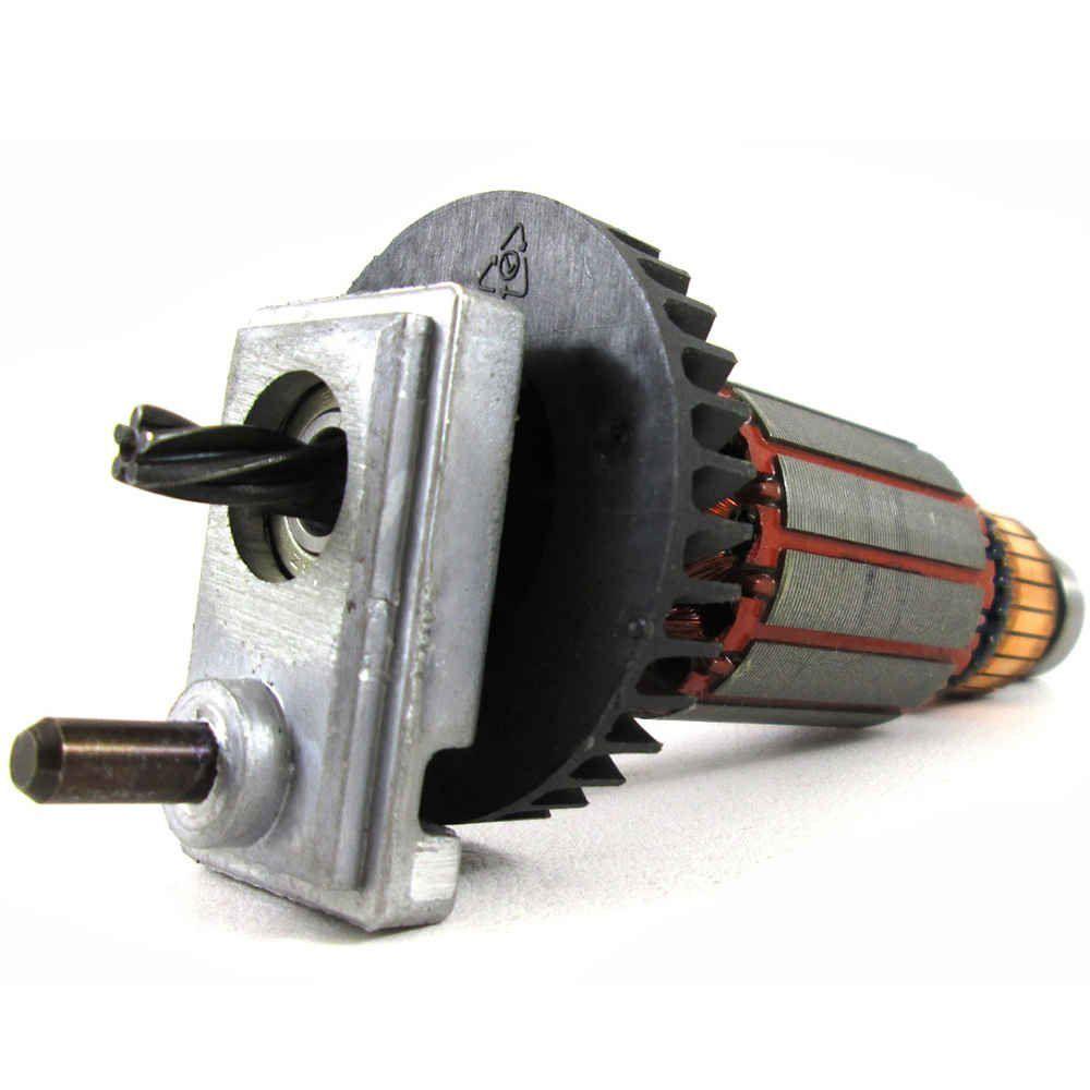 Induzido com mancal para Esmerilhadeira - Bosch - Skil - Dremel - F000605088