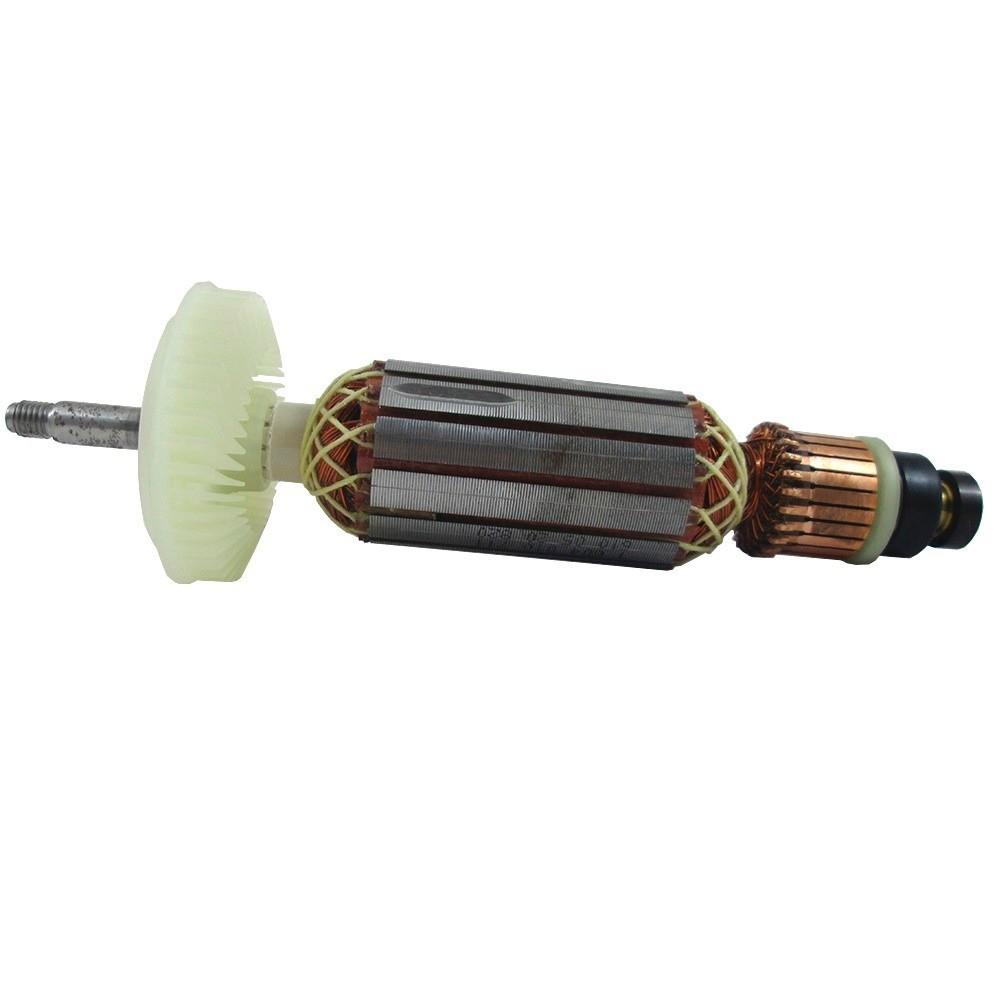 Induzido Rotor Esmerilhadeira Gws 15-125 Cie - Bosch - Skil - Dremel-1607000V35