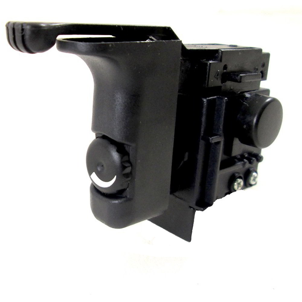 Interruptor Preto C/ Trava P/ Furadeira Hp1230/hr2810 Makita
