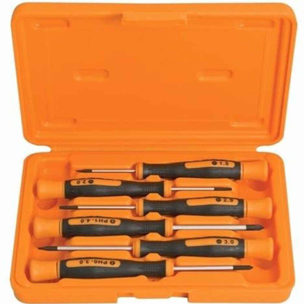 Jogo de Chaves de Fenda para Eletrônica 44052/206 Pro