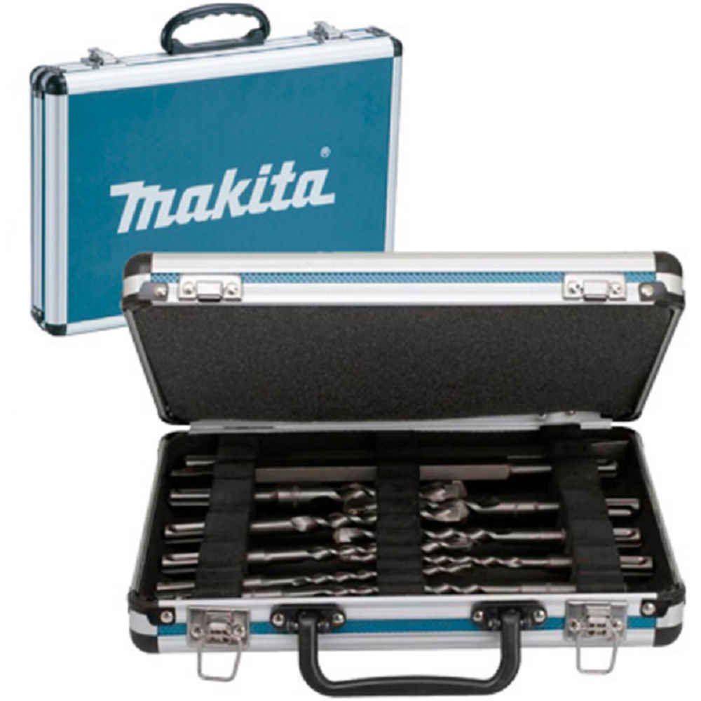 Kit 13 peças Ponteiras Brocas  SDS Plus - Makita